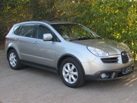 USED 2007 07 SUBARU TRIBECA 3.0 SE 5STR 5d AUTO 245 BHP Low Mileage