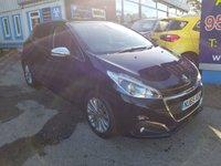 2015 PEUGEOT 208 1.2 ALLURE 5d 82 BHP, 1 Owner, only 9800 miles £8995.00