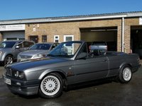USED 1993 BMW 3 SERIES 1.8 318I LUX 2d 111 BHP GREAT CONDITION BMW E30 CONVERTIBLE
