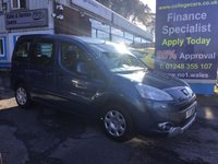 2011 PEUGEOT PARTNER WHEELCHAIR ACCESS, 1 Owner, only 26000 miles £6995.00