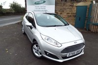 USED 2017 66 FORD FIESTA 1.0 ZETEC 3d 99 BHP One Owner