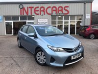 USED 2013 13 TOYOTA AURIS 1.4 ACTIVE D-4D 5d 89 BHP