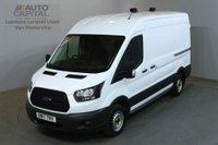USED 2017 17 FORD TRANSIT 2.0 310 L2 H2 105 BHP MWB MROOF AIR CON EURO 6 VAN AIR CONDITIONING EURO 6 ENGINE