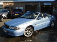 USED 2003 03 VOLVO C70 2.0 T 2d 163 BHP GREAT VALUE + LOW MILEAGE