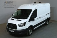 USED 2017 17 FORD TRANSIT 2.0 310 L2 H2 105 BHP MWB M/ROOF AIR CON EURO 6 VAN AIR CONDITIONING EURO 6 ENGINE