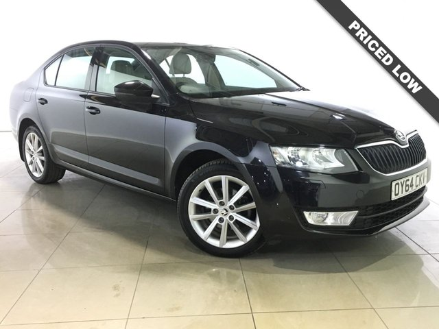 View our 2014 64 SKODA OCTAVIA 2.0 ELEGANCE NAV TDI CR 5d 148 BHP