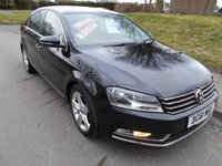 USED 2011 61 VOLKSWAGEN PASSAT 2.0 SE TDI BLUEMOTION TECHNOLOGY++£30 ROAD TAX SERVICE HISTORY++ ++ £30 ROAD TAX+SERVICE HISTORY+12 MONTHS FREE AA BREAKDOWN COVER++