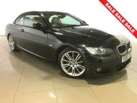 USED 2010 10 BMW 3 SERIES 2.0 320I M SPORT 2d 168 BHP Full Light Leather Interior