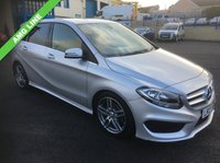 USED 2016 MERCEDES-BENZ B 180 AMG LINE