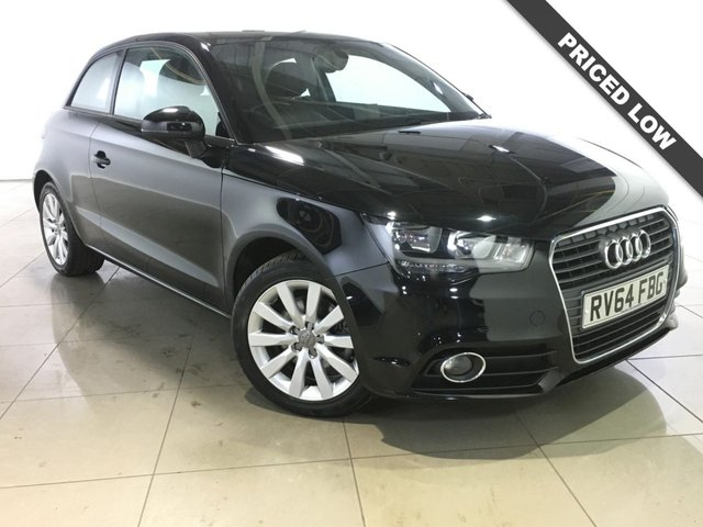 View our 2014 64 AUDI A1 1.4 TFSI SPORT 3d 122 BHP