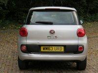 USED 2014 63 FIAT 500L 1.6 MULTIJET LOUNGE 5d 105 BHP