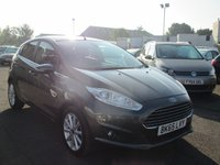 USED 2015 65 FORD FIESTA 1.0 TITANIUM 5d 124 BHP BUY NOW - PAY 2019  WITH MOTONOVO