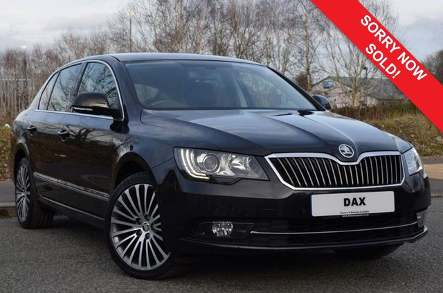 2014 64 SKODA SUPERB 2.0 LAURIN AND KLEMENT TDI CR 5d 168 BHP