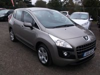 USED 2011 11 PEUGEOT 3008 1.6 SPORT HDI 5d 112 BHP ***Excellent economy - Full Service history  - Long MOT***