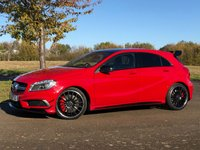 2015 MERCEDES-BENZ A CLASS A45 2.0 AMG 4MATIC AUTO/PADDLESHIFT 360BHP 5DR HATCH BACK (AERO KIT) £SOLD