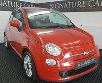 2009 FIAT 500 1.2 SPORT 3d 69 BHP £4000.00