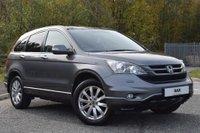 2010 HONDA CR-V 2.2 I-DTEC EX 5d 148 BHP £7490.00