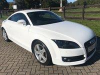 2009 AUDI TT 2.0 TDI QUATTRO 3d 170 BHP £7901.00
