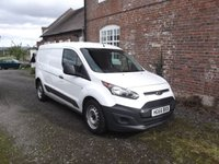 2016 FORD TRANSIT CONNECT 1.5 240 L2  H1  5d 100 BHP Panel van £9999.00