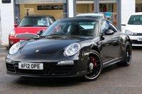 2012 PORSCHE 911 997 3.8 CARRERA 4 GTS PDK AWD 2d AUTO 408 BHP £59990.00