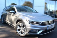 USED 2016 16 VOLKSWAGEN PASSAT 2.0 ALLTRACK TDI BLUEMOTION TECH 4MOTION DSG 5d AUTO 188 BHP VERY LOW MILES ONLY 1757