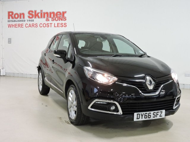 View our 2016 66 RENAULT CAPTUR 1.5 DYNAMIQUE NAV DCI 5d 90 BHP