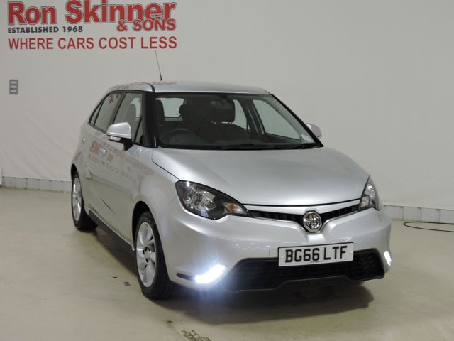 View our 2016 66 MG 3 1.5 3 FORM SPORT VTI-TECH 5d 106 BHP
