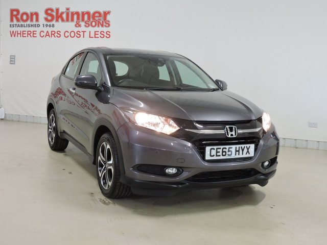 View our 2015 65 HONDA HR-V (59) 1.6 I-DTEC SE NAVI 5d 118 BHP