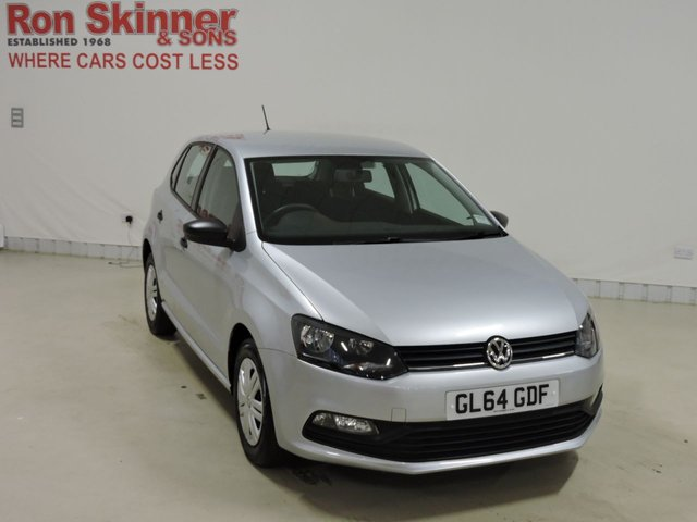 View our 2014 64 VOLKSWAGEN POLO 1.0 S AC 5d 60 BHP