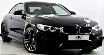 2015 BMW M4 3.0 DCT 2dr (start/stop) £33995.00