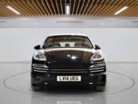 "USED 2014 14 PORSCHE CAYENNE 3.0 PLATINUM EDITION D V6 TIPTRONIC 5d AUTO 245 BHP SAT NAV | LEATHERS | 19"" ALLOYS 