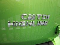USED 2017 17 VOLKSWAGEN CADDY 2.0 C20 TDI HIGHLINE 4 DOOR 101 BHP SPECIAL ORDER HIGH SPEC