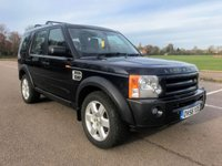 2006 LAND ROVER DISCOVERY 2.7 3 TDV6 HSE 5d AUTO 188 BHP £8695.00