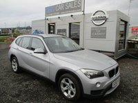USED 2012 62 BMW X1 2.0 XDRIVE18D SE 5d 141 BHP BMW X1 xDrive 18d SE 5-Door
