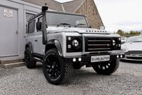 USED 2015 65 LAND ROVER DEFENDER 90 XS Station Wagon 2.2 TD ( 122 bhp ) One Owner Low Mileage Example with Very High Spec + Extras Outstanding Condition Never Used Offroad