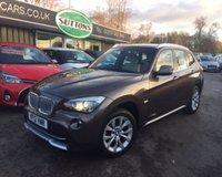 2012 BMW X1 2.0 XDRIVE23D SE 5d 201 BHP £10489.00