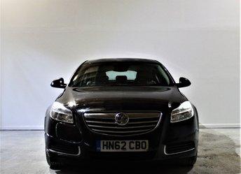 2012 VAUXHALL INSIGNIA 2.0 SE NAV CDTI 5d AUTO 157 BHP £5799.00