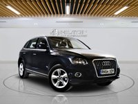 USED 2014 64 AUDI Q5 2.0 TDI QUATTRO SE 5d 175 BHP +  Well-Maintained by Only 1 Owner From New With Full AUDI Main Dealer Service History - 0% DEPOSIT FINANCE AVAILABLE