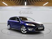 USED 2014 64 FORD MONDEO 2.0 TITANIUM X BUSINESS EDITION TDCI 5d AUTO 161 BHP +  Leather Interior, Bluetooth