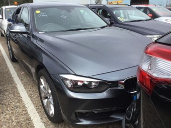 2014 BMW 3 SERIES 2.0 320D LUXURY 4d 184 BHP £13799.00