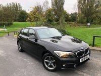 2015 BMW 1 SERIES 1.5 116D SE 5d 114 BHP £SOLD