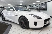 USED 2017 17 JAGUAR F-TYPE 3.0 V6 AUTO 340 BHP PAN ROOF NEW SHAPE! MODEL! MERIDIAN! 1 OWNER!