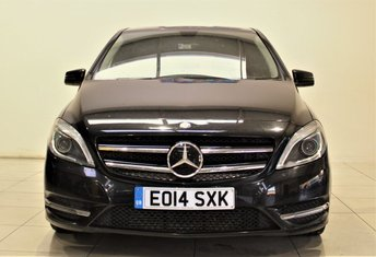 2014 MERCEDES-BENZ B CLASS 1.5 B180 CDI BLUEEFFICIENCY SPORT 5d 109 BHP £10499.00