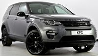 USED 2015 65 LAND ROVER DISCOVERY SPORT 2.0 TD4 HSE Black 4X4 5dr Auto Pan Roof, Heated S/Wheel, Nav