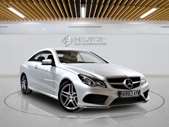 Used Mercedes-Benz E Class for sale in Leighton Buzzard
