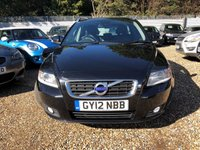 2012 VOLVO V50 1.6 DRIVE SE LUX EDITION S/S 5d 113 BHP £3750.00