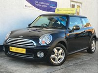 2009 MINI HATCH ONE 1.4 ONE 3d 94 BHP £4695.00