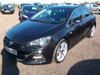 2014 VAUXHALL ASTRA 1.6 LIMITED EDITION 5d 115 BHP £7000.00