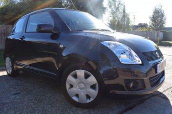 2010 SUZUKI SWIFT 1.3 SZ3 3d 91 BHP £3500.00