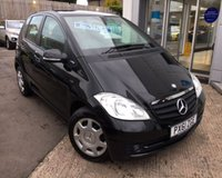 USED 2011 61 MERCEDES-BENZ A CLASS 1.5 A160 BLUEEFFICIENCY CLASSIC SE 5d 95 BHP